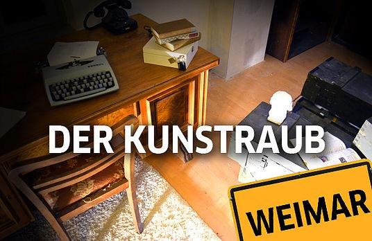 Raumrätsel Weimar - Der Kunstraub