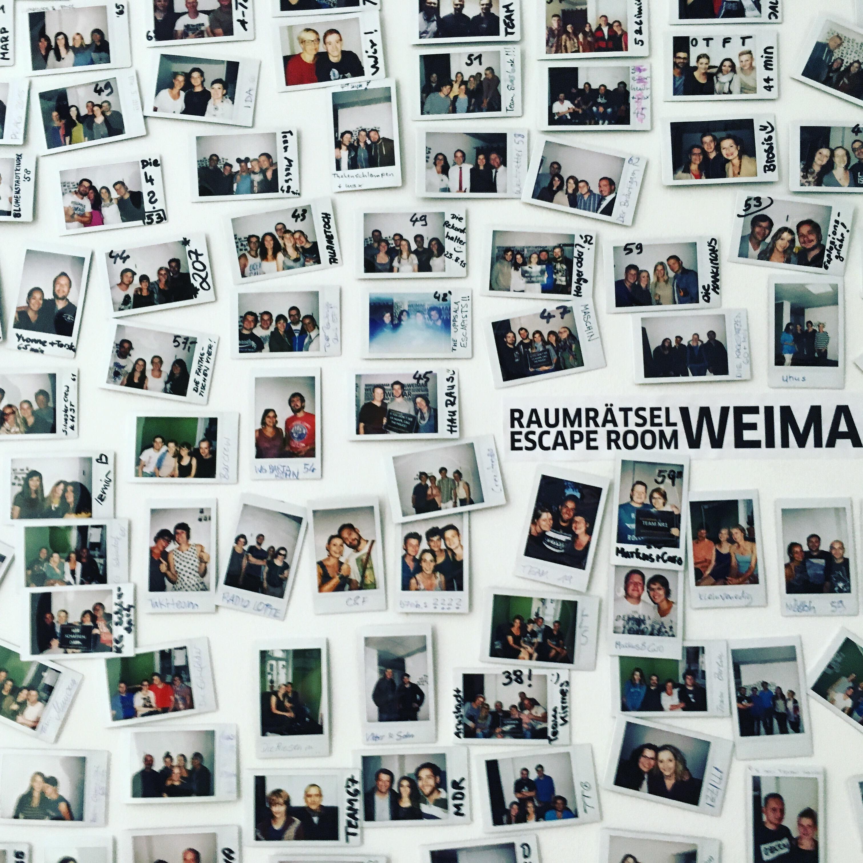 Raumrätsel Weimar