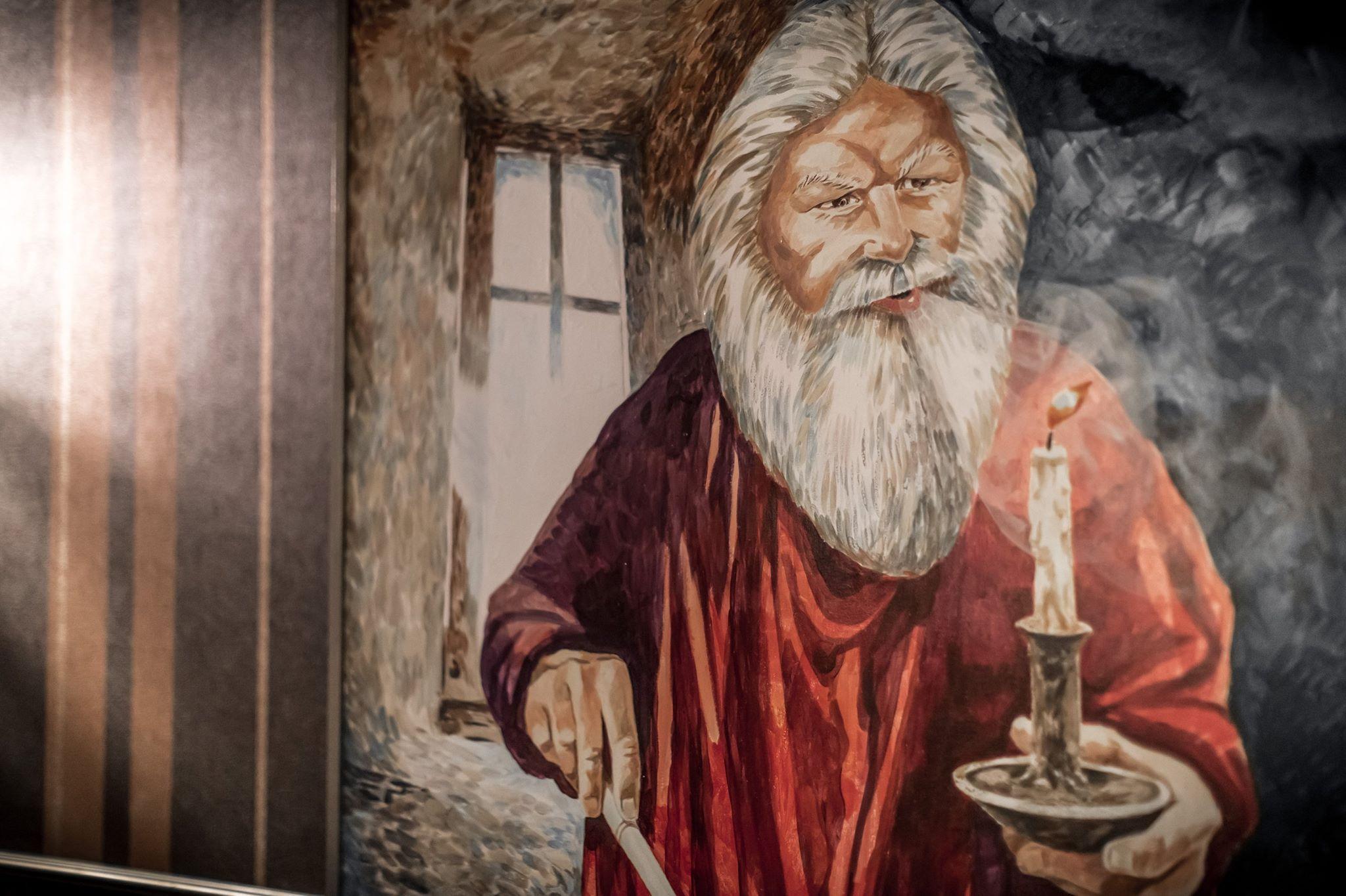 Der Zauberer aus Wizard's Cabinet